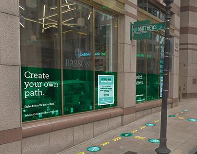 Babson College Grad Programs Windows Boston Office