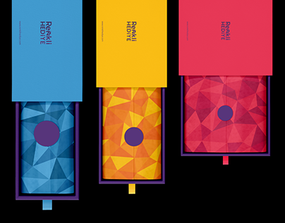Renkli Hediye e-commerce Branding & Packaging design