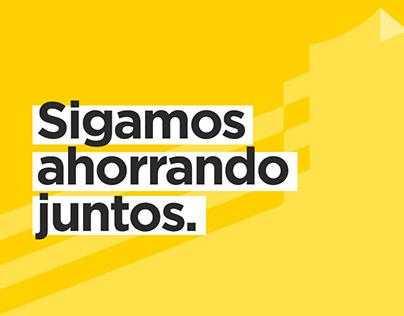 BancoEstado / Campaña Ahorro
