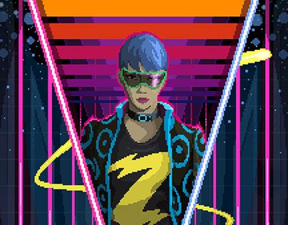Zenith Pixel Art