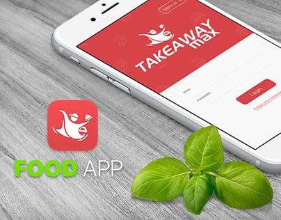 TakeaWay - Food Order App