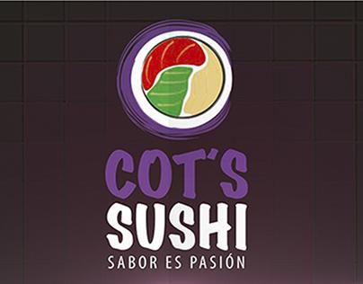 """Cot`s Sushi, """"Sabor es Pasión"""""""