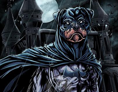 Batman Rottweiler