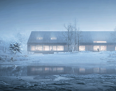 Norway's National Logging Museum | 2nd phase