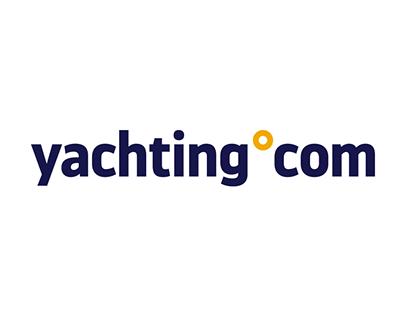 yachting°com identity