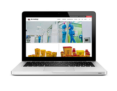IDC Medical website