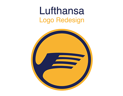 Lufthansa: Logo Redesign Concept