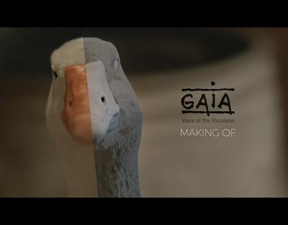 GAIA - VFX Breakdown