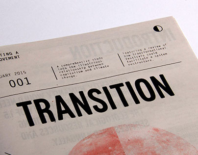 Transition Newspaper
