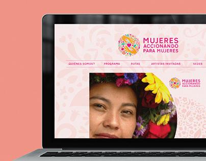 Festival Mujeres Accionando Para Mujeres – Guanajuato