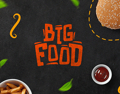 Big Food - Branding
