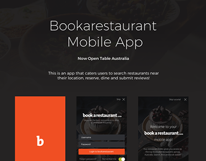 bookarestaurant.com-now OpenTable Australia mobile app