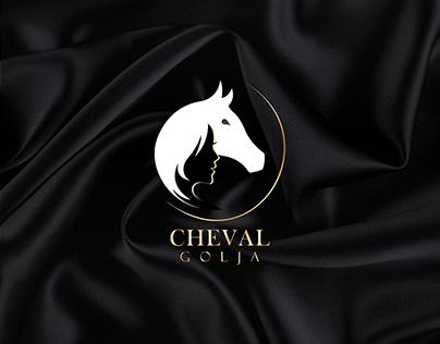 The Equestrian Club logo for women