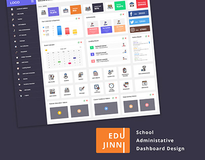 Edujinni School Managment Application