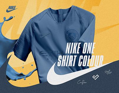 NIKE - One Colour Shirt