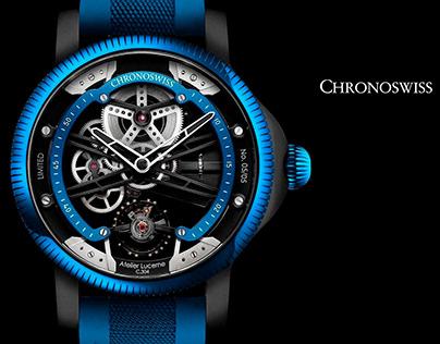 Chronoswiss Skeltec Design