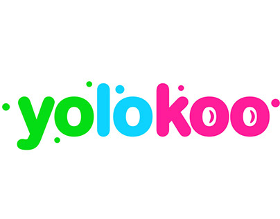 Yolokoo.com Logo Kids Games Stories Activities Website