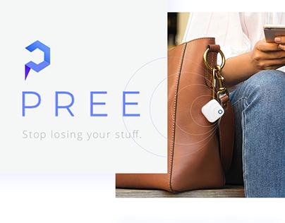 PREE mobile app