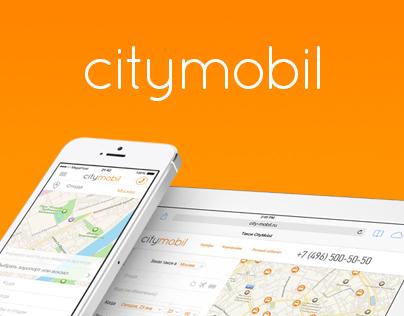 City Mobil Taxi App