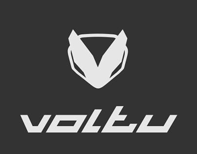 Graphic design at Voltu Motorcycles