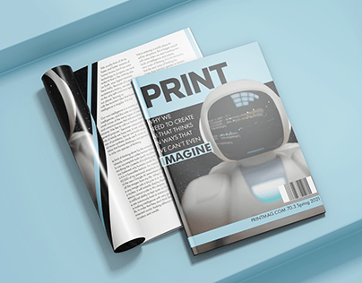 Magazine Layour