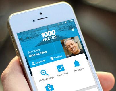 App 1000 Fretes