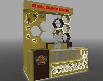 ISLAMIC STALL