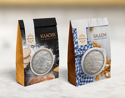 B2C Flour Package Design