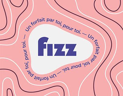 fizz - outils publicitaires