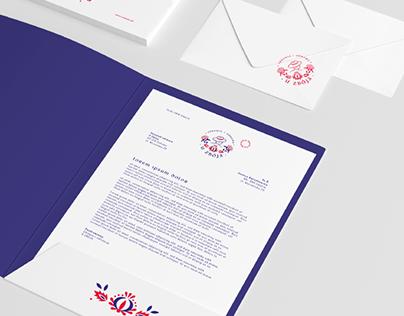 "Rebranding & signage design for ""U Zbója"""