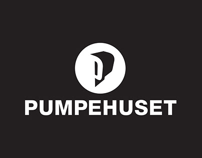 Pumpehuset - logo design