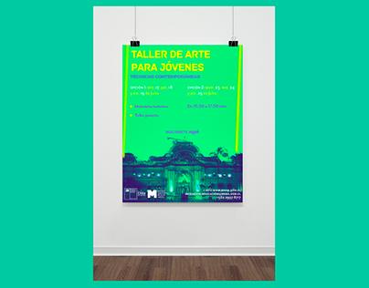 Taller de arte para jóvenes - MNBA
