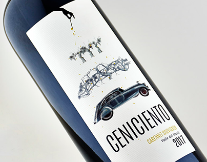 Ceniciento - Moretta Wines