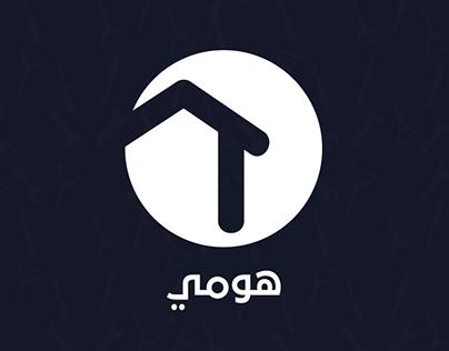 Homy App تصميم واجهات تطبيق هومي لخدمات المنزل الذكية