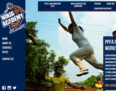 Ninja Academy v2: Parkour Gym (Philippines)