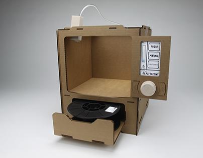 3D Printer Paper Prototype