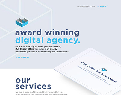 WEB DESIGN: MJL Design