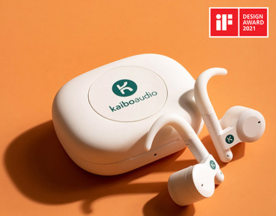 Kaibo Buds-Bone conduction true wireless headphones