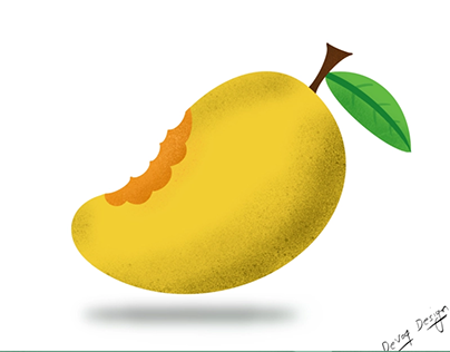 Mango - Illustration