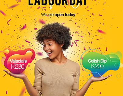 Kozo Labour Day post