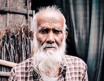 The faces of Rangpur Bangladesh