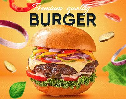 Burger 1916 | Digital Marketing