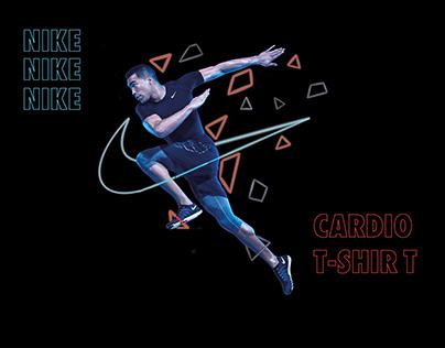 NIKE- Cardio T shirt