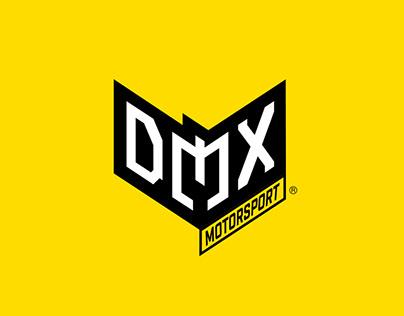 DMX Motorsport - Brand Identity