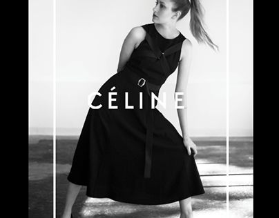 Celine Ad Campaigns