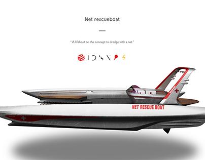 Net rescueboat