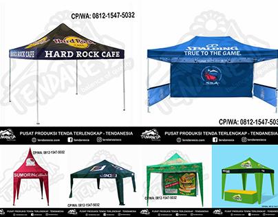 Promosi Tenda Sebagai Senjata Marketing Jitu