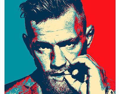 Conor Mc Gregor - Poster