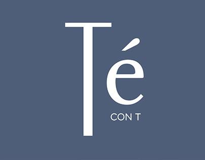Branding Té con T