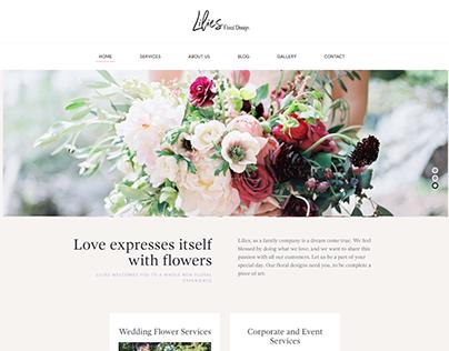 Wedding Flower Services